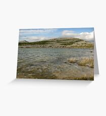 Mullaghmore mountain Greeting Card