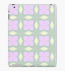 ornament decoration model imagination seamless colorful repeat pattern iPad Case/Skin