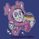 SUPER LOOTER RABBIT BROS by Fernando Sala
