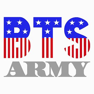 For BTS US ARMYs :) by InniCo