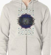 Third Eye Plus Some Zipped Hoodie