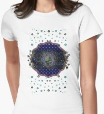 Third Eye Plus Some Women's Fitted T-Shirt