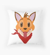 Oscar (Billie Bust Up) [BBU] Throw Pillow