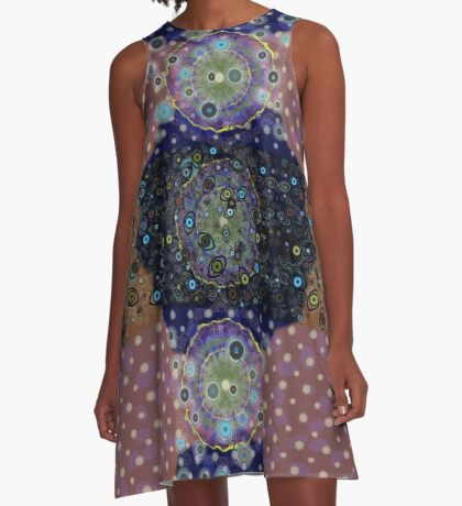 Third Eye Plus Some A-Line Dress