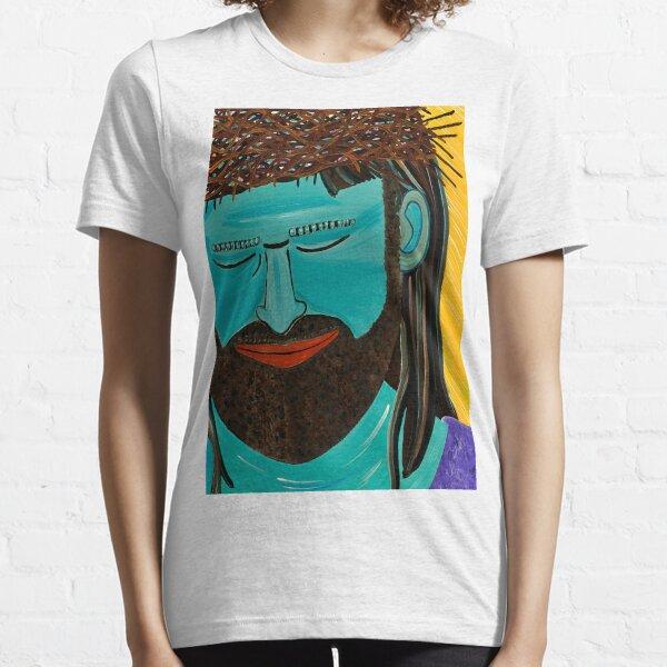 Jesus is Die Brücke Essential T-Shirt