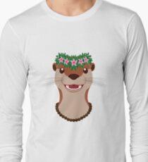 Otter (Billie Bust Up) [BBU] Long Sleeve T-Shirt