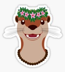 Otter (Billie Bust Up) [BBU] Sticker