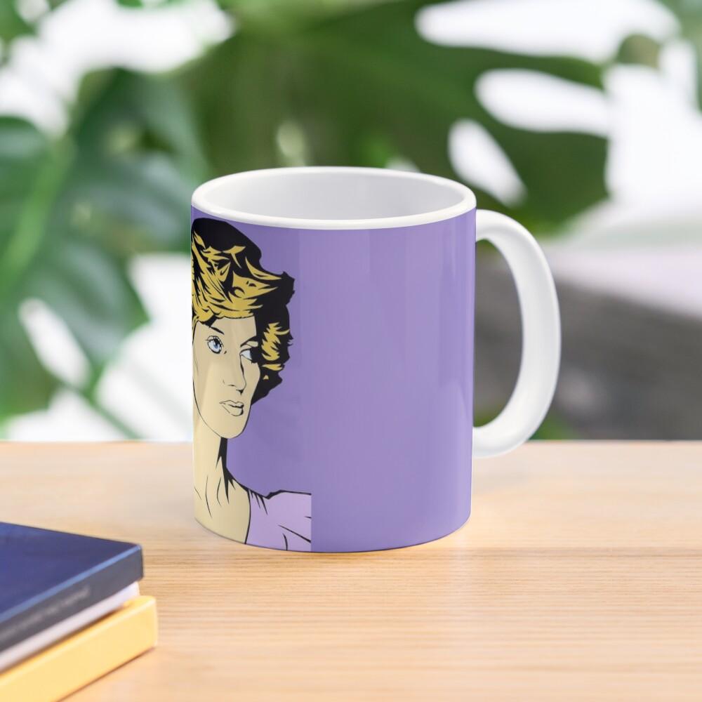 Princess Diana Queen of Hearts Mug