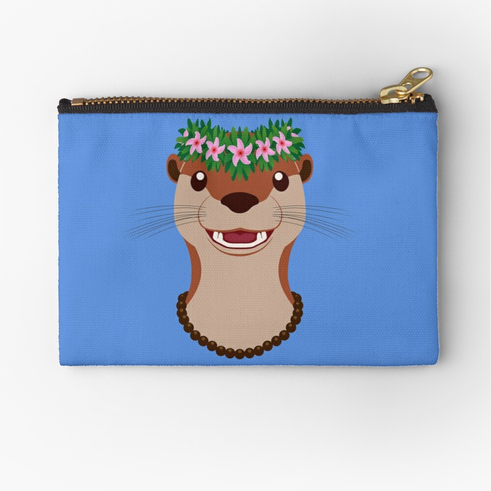 Otter (Billie Bust Up) [BBU] Zipper Pouch