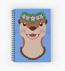 Otter (Billie Bust Up) [BBU] Spiral Notebook