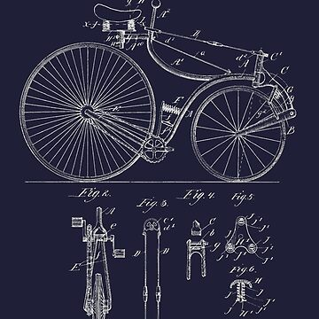 Bicycle 4 by blurryfromspace