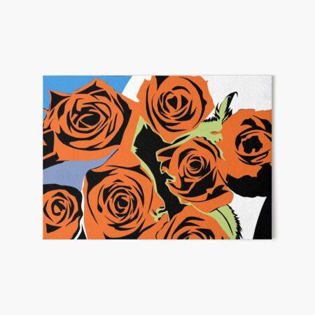 Roses Art Board Print