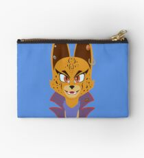 Pirate Queen (Billie Bust Up) [BBU] Zipper Pouch