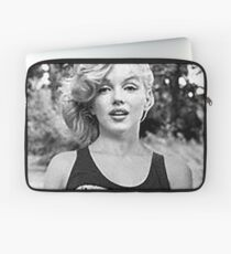 Marilyn Monroe Punk Rock Music Misfits Laptop Sleeve