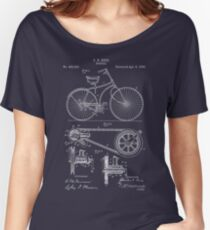 Bicycle 6 Women's Relaxed Fit T-Shirt