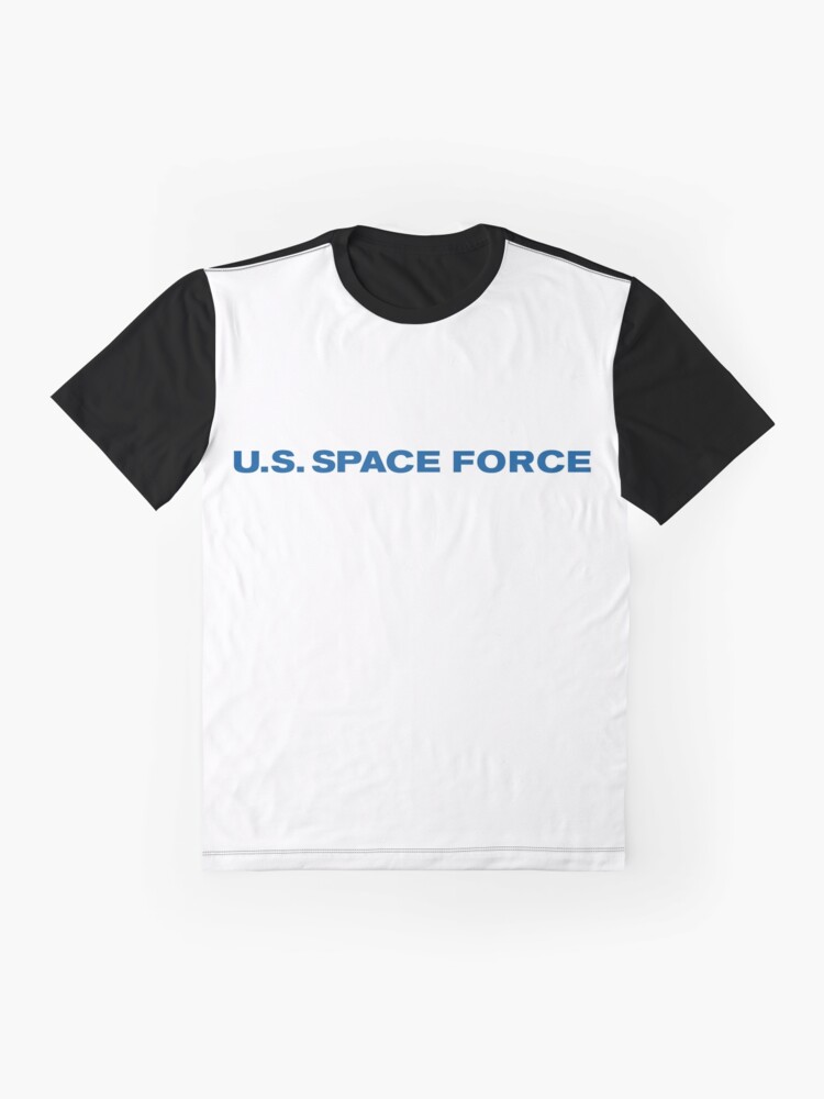 Alternate view of US Space Force Graphic T-Shirt