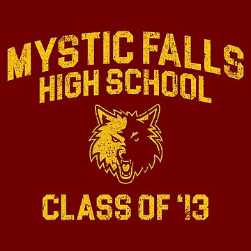 Mystic Falls High School Class of '13 by huckblade