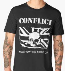 Conflict Men's Premium T-Shirt