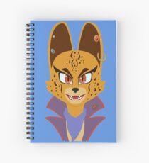 Pirate Queen (Billie Bust Up) [BBU] Spiral Notebook