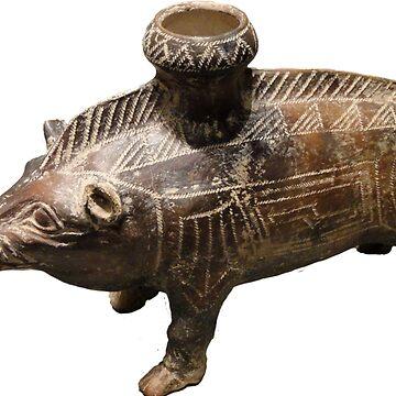 Boar Vessel by ChevDesign