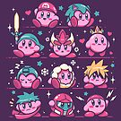 Pink Warriors by Ilustrata Design
