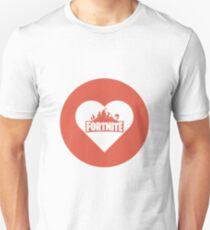Fortnite Heart Unisex T-Shirt