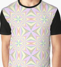 designs the illusion symmetry patterns ornament seamless colorful repeat pattern Graphic T-Shirt