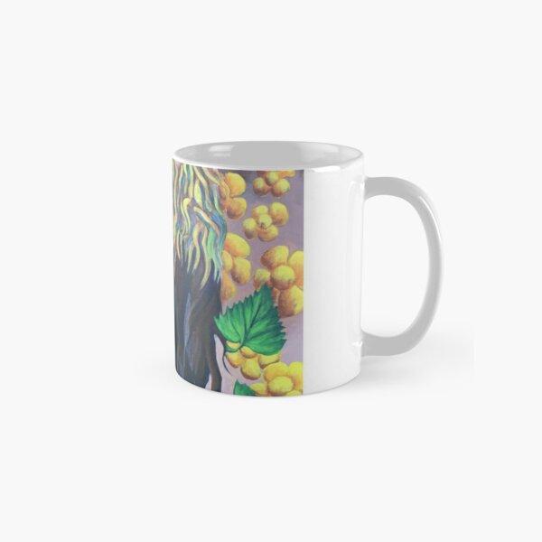 Mother Nature Abstract Tree Classic Mug