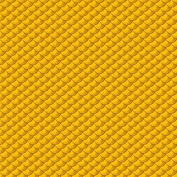 Scales Seamless Pattern by devaleta