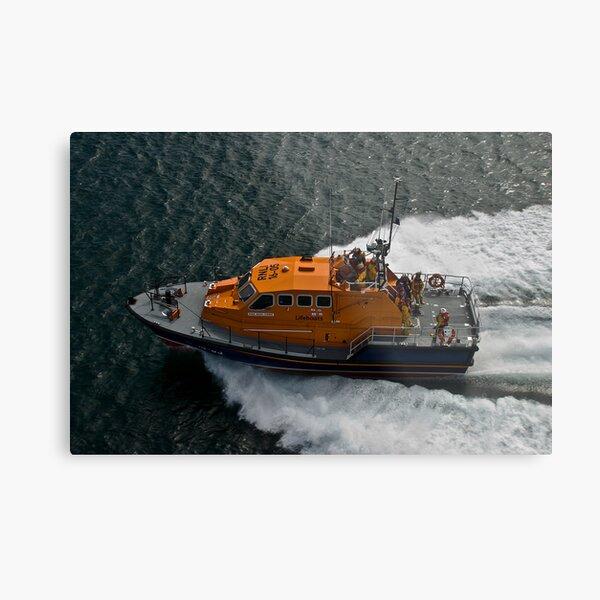 Longhope Lifeboat Metal Print