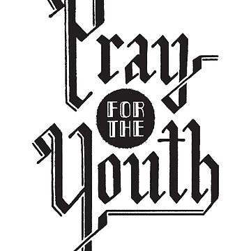 Pray For The Youth by taylorhicksart