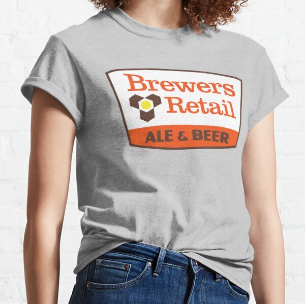 Brewers Retail Classic T-Shirt