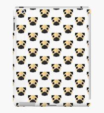 Pug Moji iPad Case/Skin