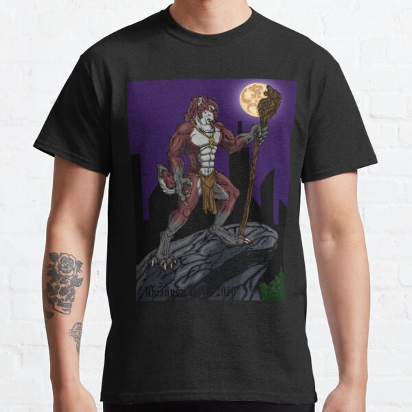King of the Lycans Classic T-Shirt