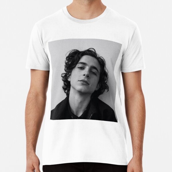 Timothee Chalamet T Shirts Redbubble