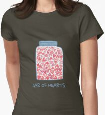 love jar Womens Fitted T-Shirt
