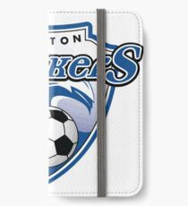 women soccer boston breakers iPhone Wallet/Case/Skin