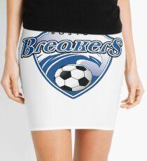 women soccer boston breakers Mini Skirt