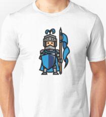 Blue Knight Unisex T-Shirt