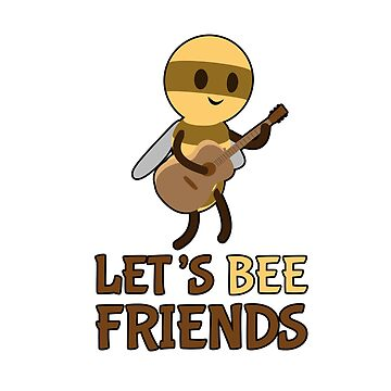 Let's bee friends by BracoKoren