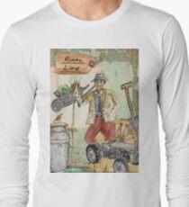 Rural Life Long Sleeve T-Shirt