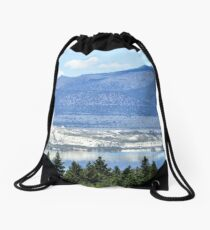Island Dreams Drawstring Bag