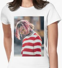 Lil Pump Women's Fitted T-Shirt