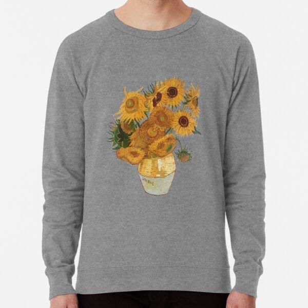 Tournesols Van Gogh Sweatshirt léger