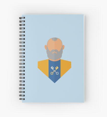 St. Peter Spiral Notebook