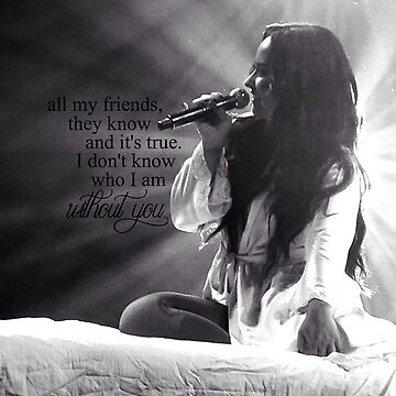 "Demi Lovato ""TMYLM"" by BibleAndABeer"