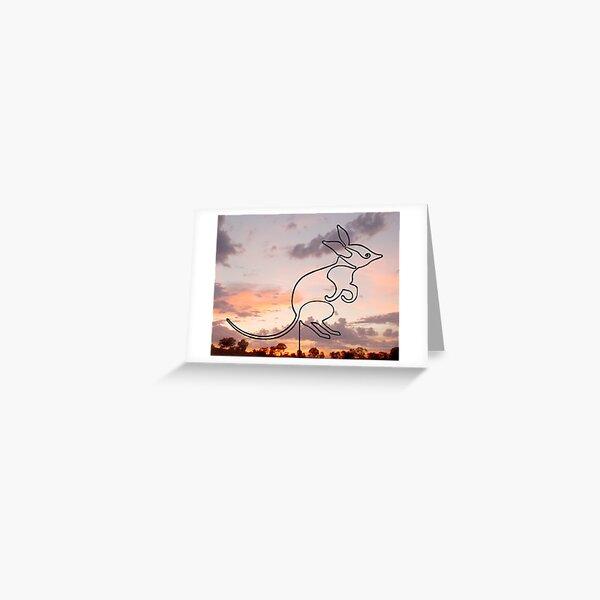 Bilby Greeting Card