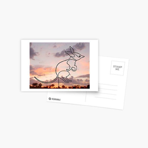 Bilby Postcard