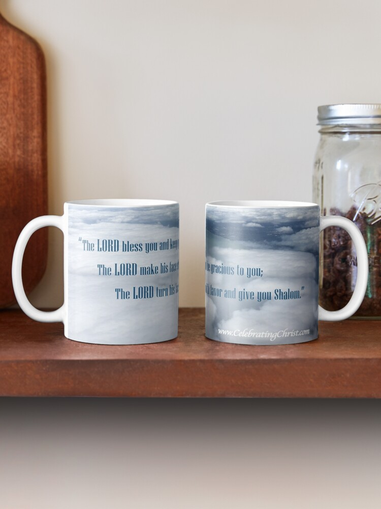 Alternate view of Priestly Prayer Mug - From ccnow.info Mug