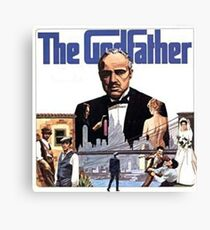 Classic- The Godfather Canvas Print